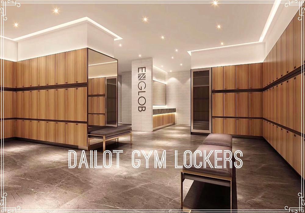 Dailot Furniture Gym Lockers