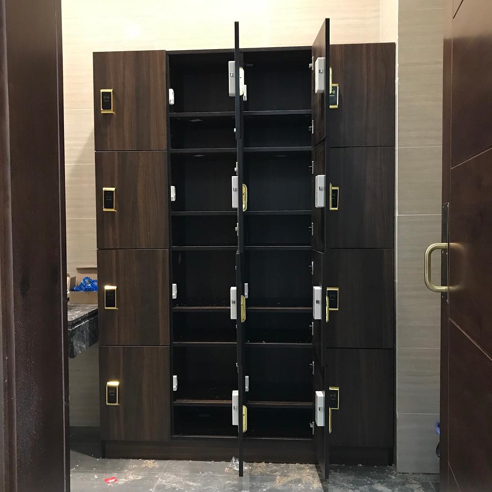 Gym Lockers Dimensions