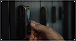 Gym Lockers with Digital Lock