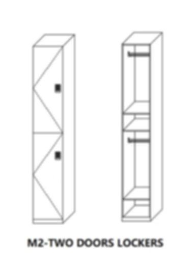 M2-Two doors lockers.jpg