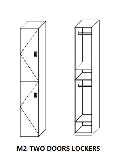 M2-Two doors lockers.jpg