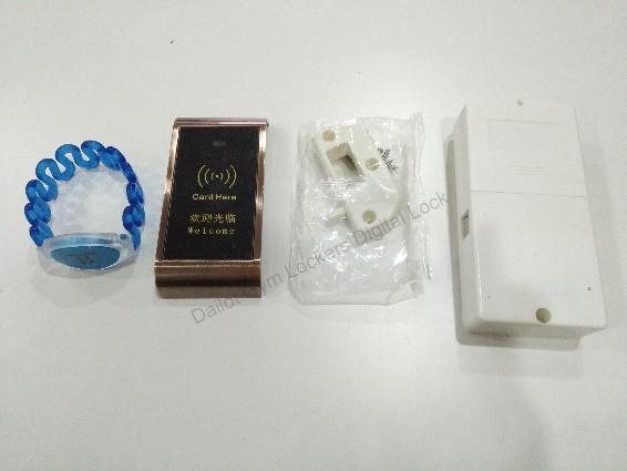 Dailot Gym Lockers Digital Lock-wristband