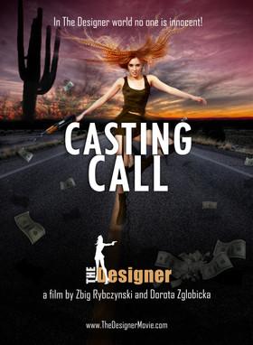 The Designer Casting Call