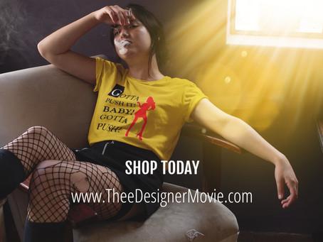 Thee Designer Movie Merchandise