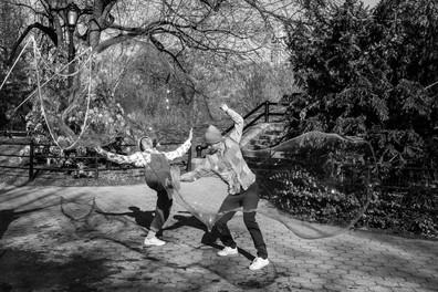 Enchantment, Central Park