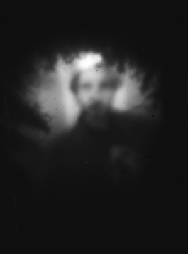 Selfie from a Glove-Pinhole