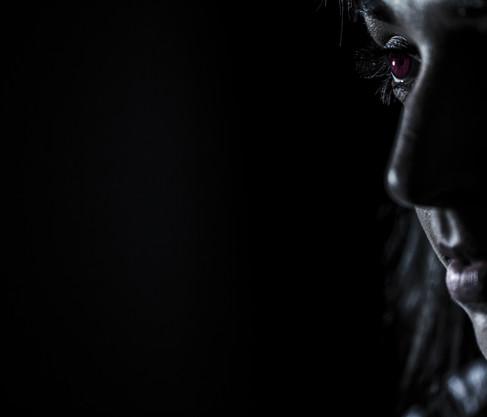 Purple Eyed