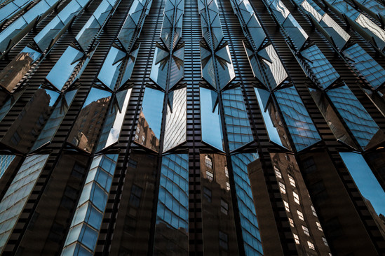 Mirrors, NYC.