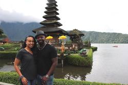 Couple in Bali, Indonesia