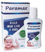 Paramax Anti Lice shampoo
