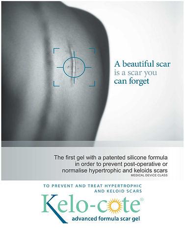 Kelocote Scar Gel