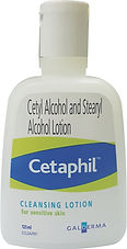 Cetaphil Cleansing Lotion for sensitive skin