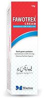 Fawotrex Cream (isotretinion)