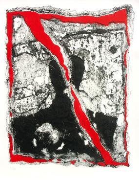 15- Break - Carborundum et gravure sur c