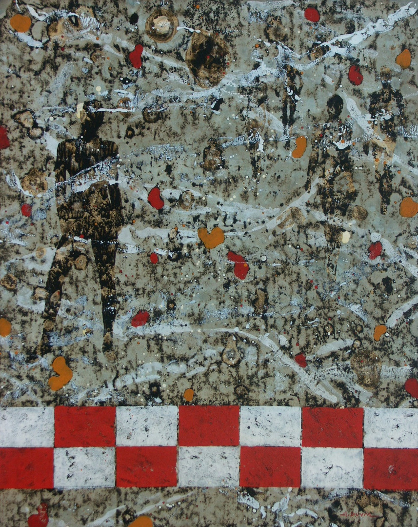 15-Emergents-2011-Huile sur toile-81x65c