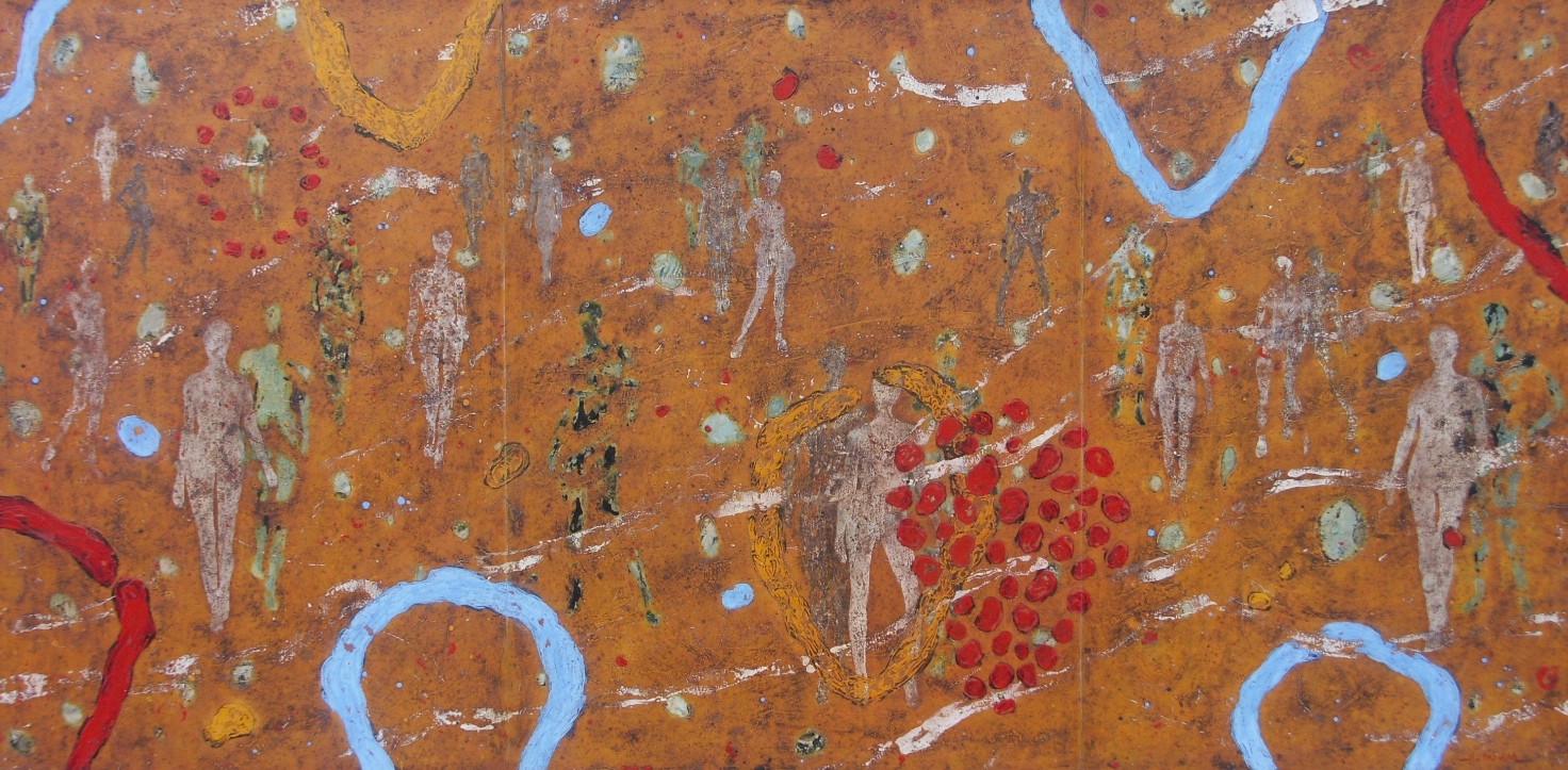 30-Emergents-2012-Huile sur toile-97x195
