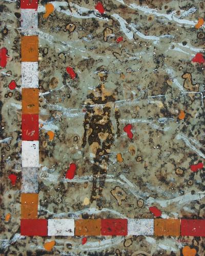 16-Emergents-2011-Huile sur toile-81x65c
