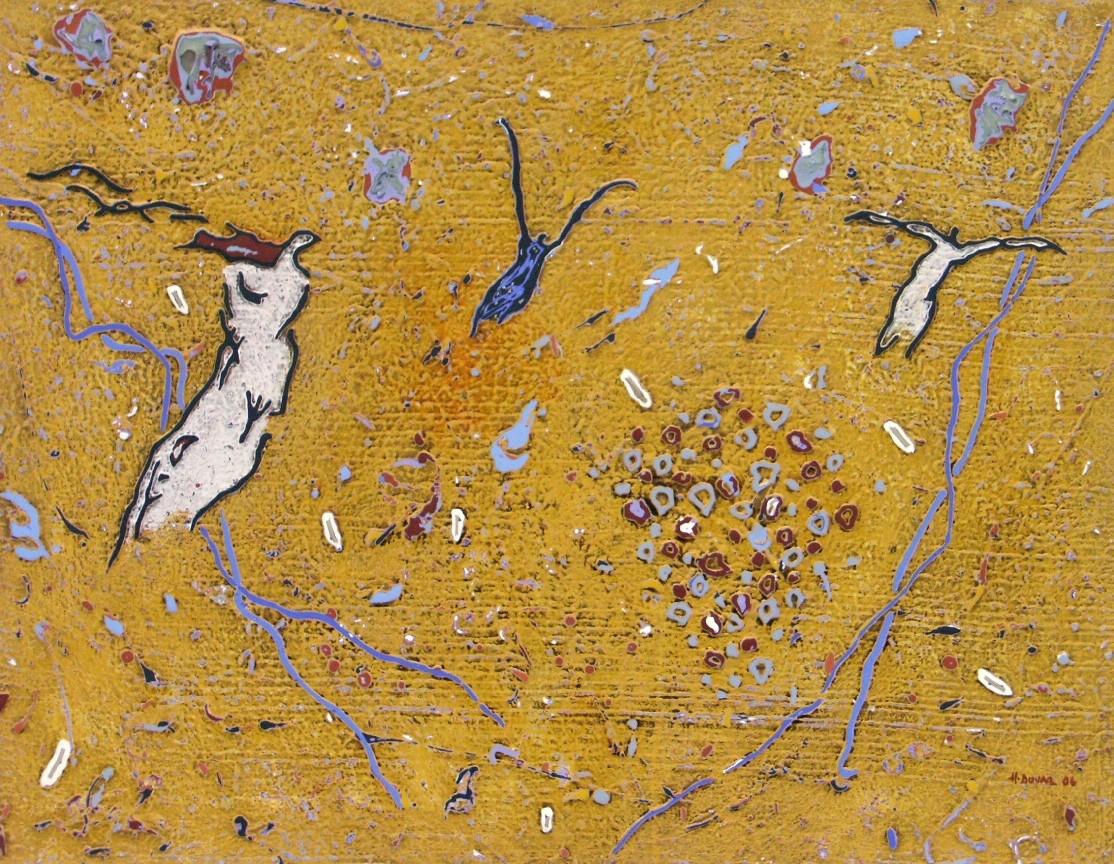 15-Champs_élastiques-2006-Acrylique_sur_