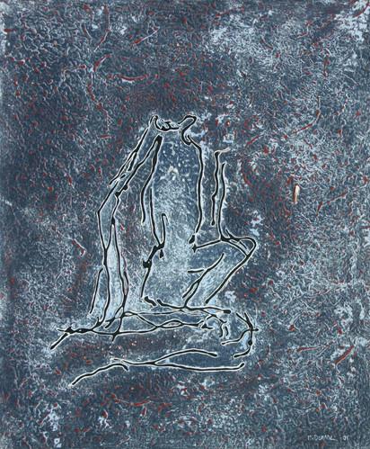 1-Requiem-2001-acrylique sur toile-55x46