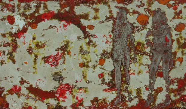 21-Emergents-2010-Huile sur toile-30x50.