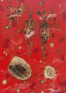 28-Emergents-2014-Huile sur toile-46x33c