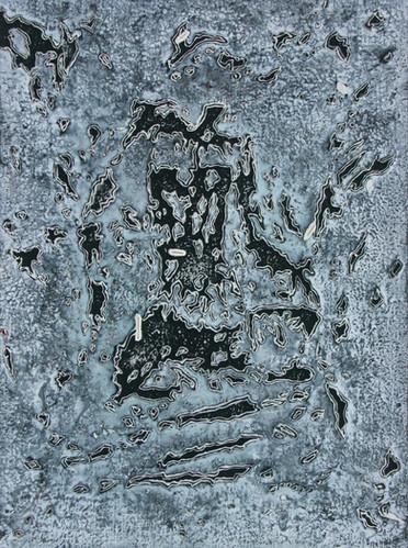 9-Archipel des requiems-2003-Acrylique s