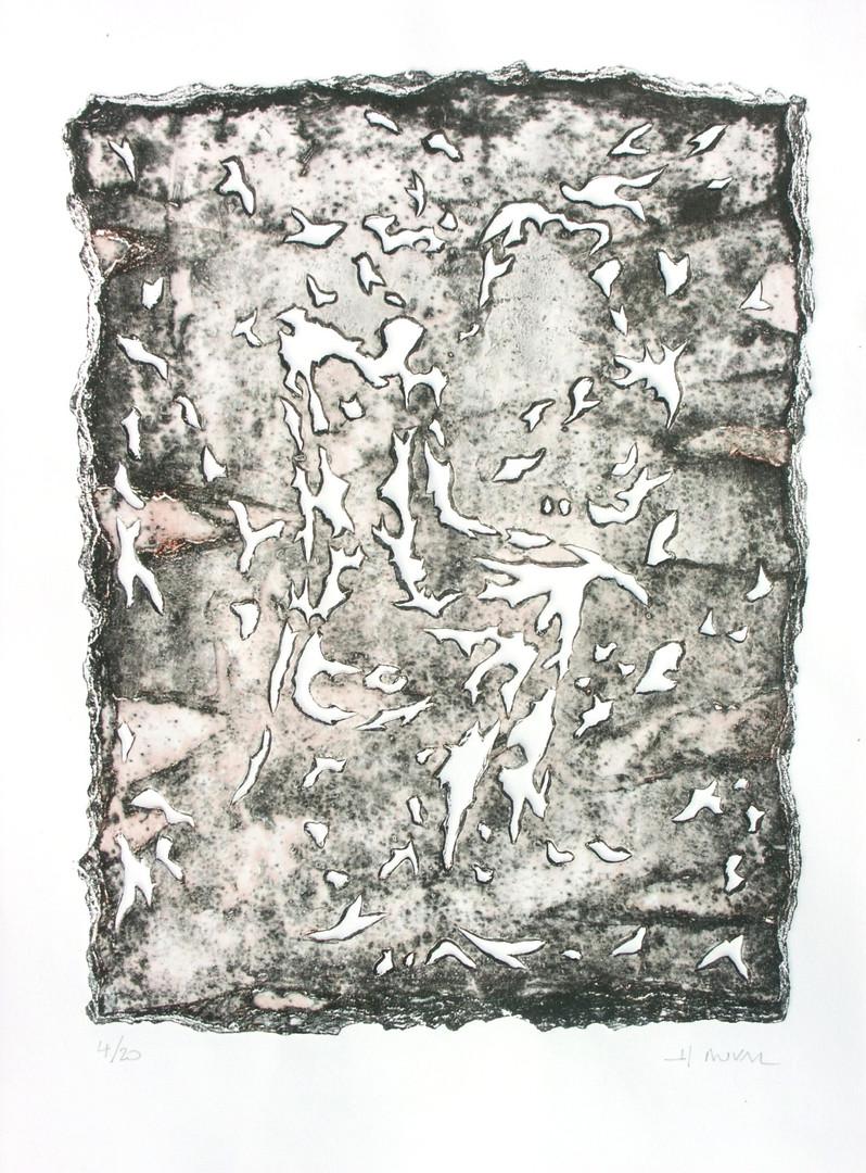 9- Archipel des requiems - gravure sur c