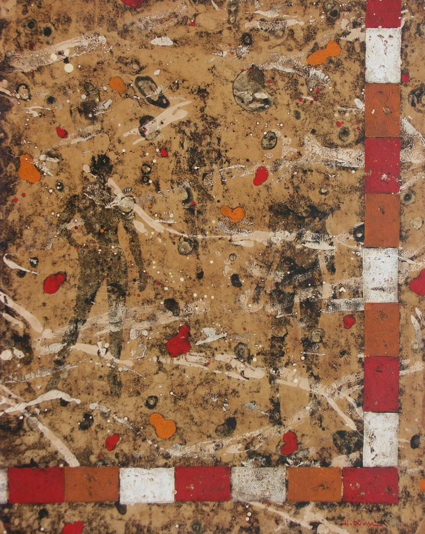 14-Emergents-2011-Huile sur toile-81x65c