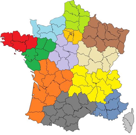cartographie des praticiens en dien chan