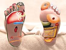 reflexologie plantaire, massage, multireflexologie