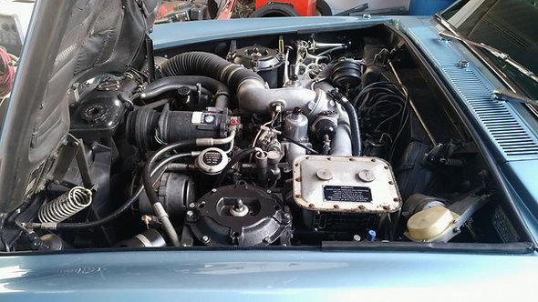 Rolls Royce Silver Shadow A/C  Compressor & Reciever Drier kit