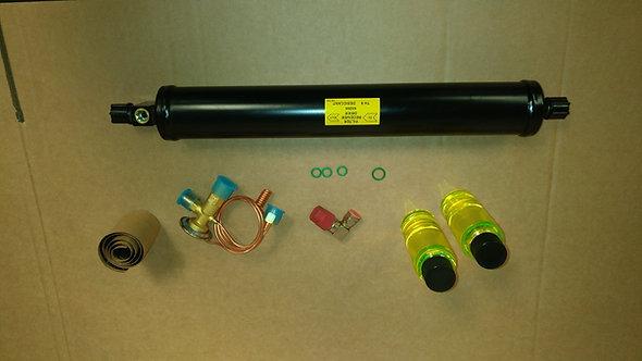 A/C R134a Retro Fit Service Kit XJS / XJ V12 / 6cyl