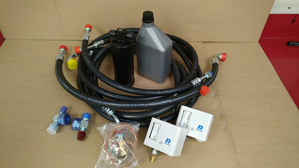 Jensen interceptor mk2 York compressor pipe kit