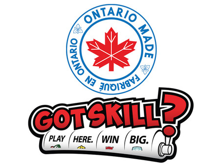 """GotSkill? Games is proudly """"Ontario Made"""""""