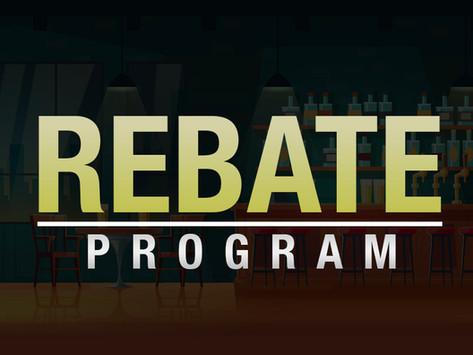 Rebate Program Supports Restaurants and Bars