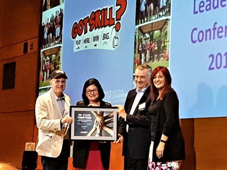 GotSkill? presents MADD Canada with $115,000
