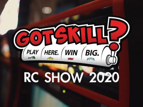 Got Skill? Games Scored Big At 2020 RC Show