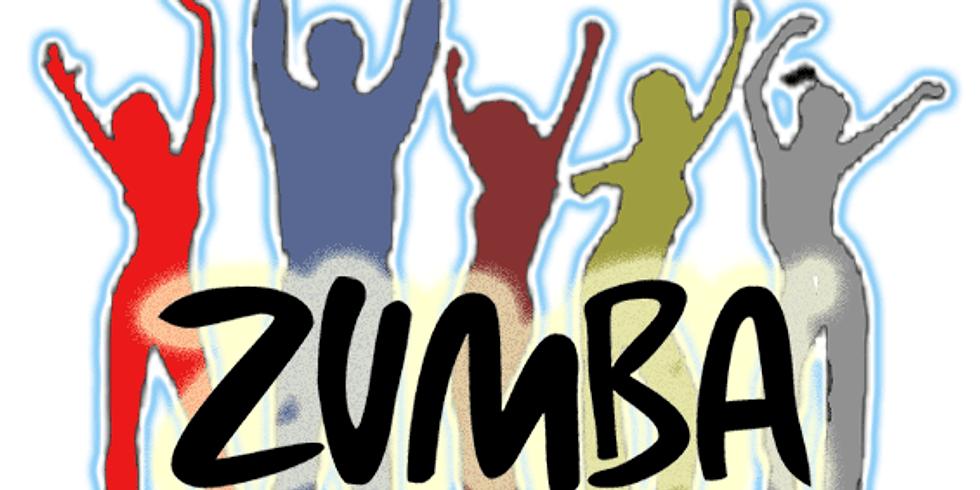 Zumba - Mondays 6:00PM through September 28