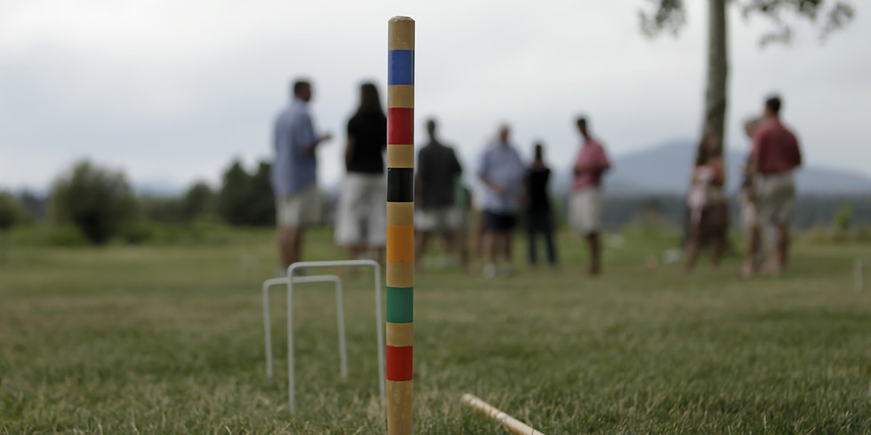 Canceled: Croquet on the West Lawn!