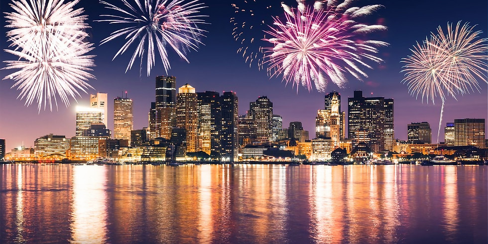 Fireworks Tonight to Kick Off Labor Day Weekend!