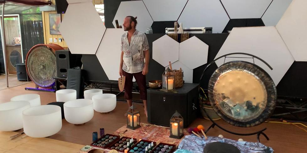 Creative Frequencies - Sacred Sound Healing - Hawaiian Sanctuary
