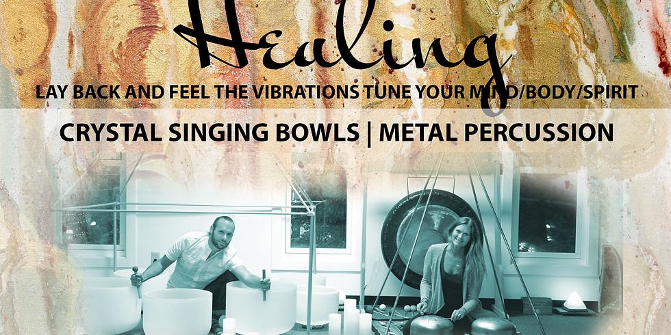 Sound Healing Meditation Clinton