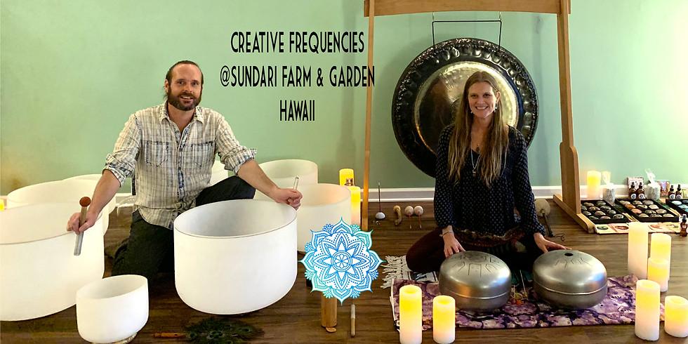 SUNDARI HAWAII Sound Healing Meditation
