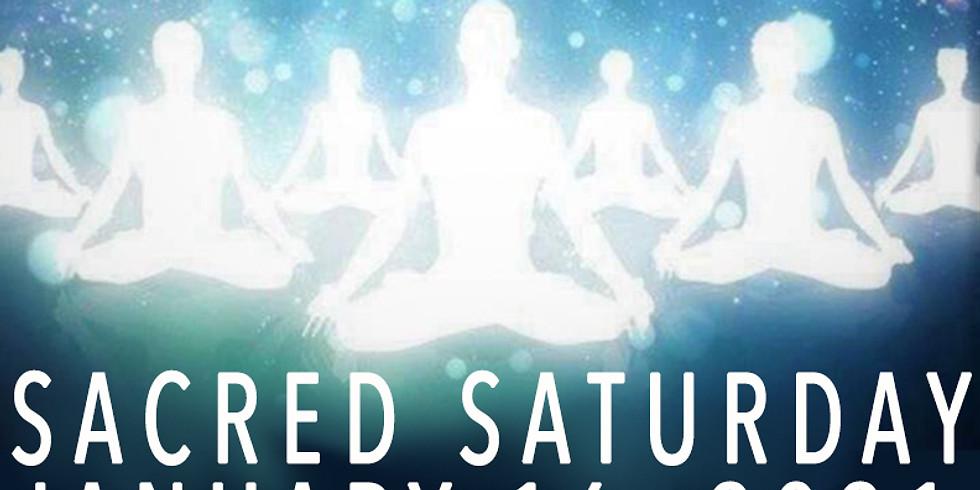 Sacred Saturday