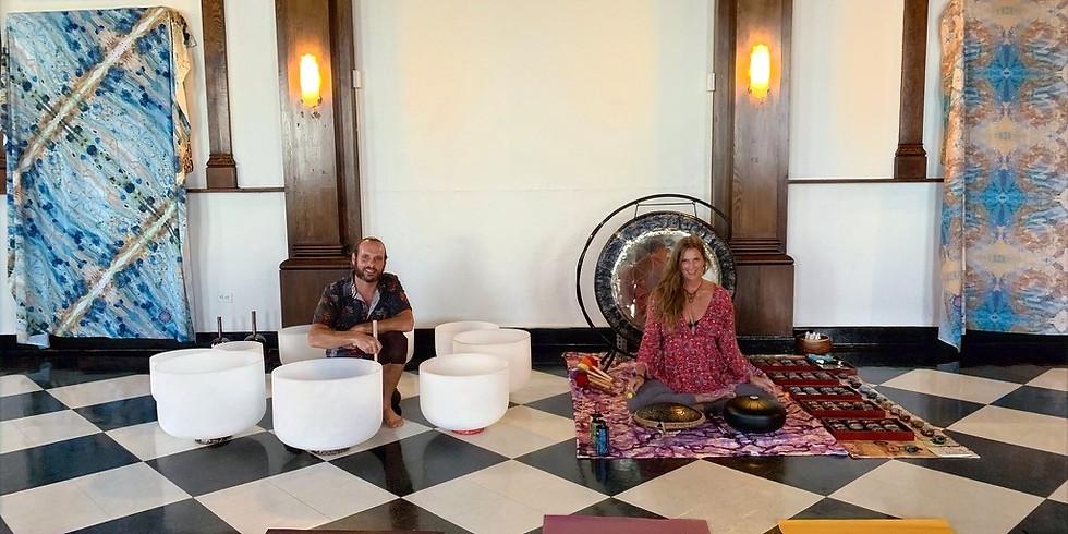 EQUINOX Sound Healing- Creative Frequencies