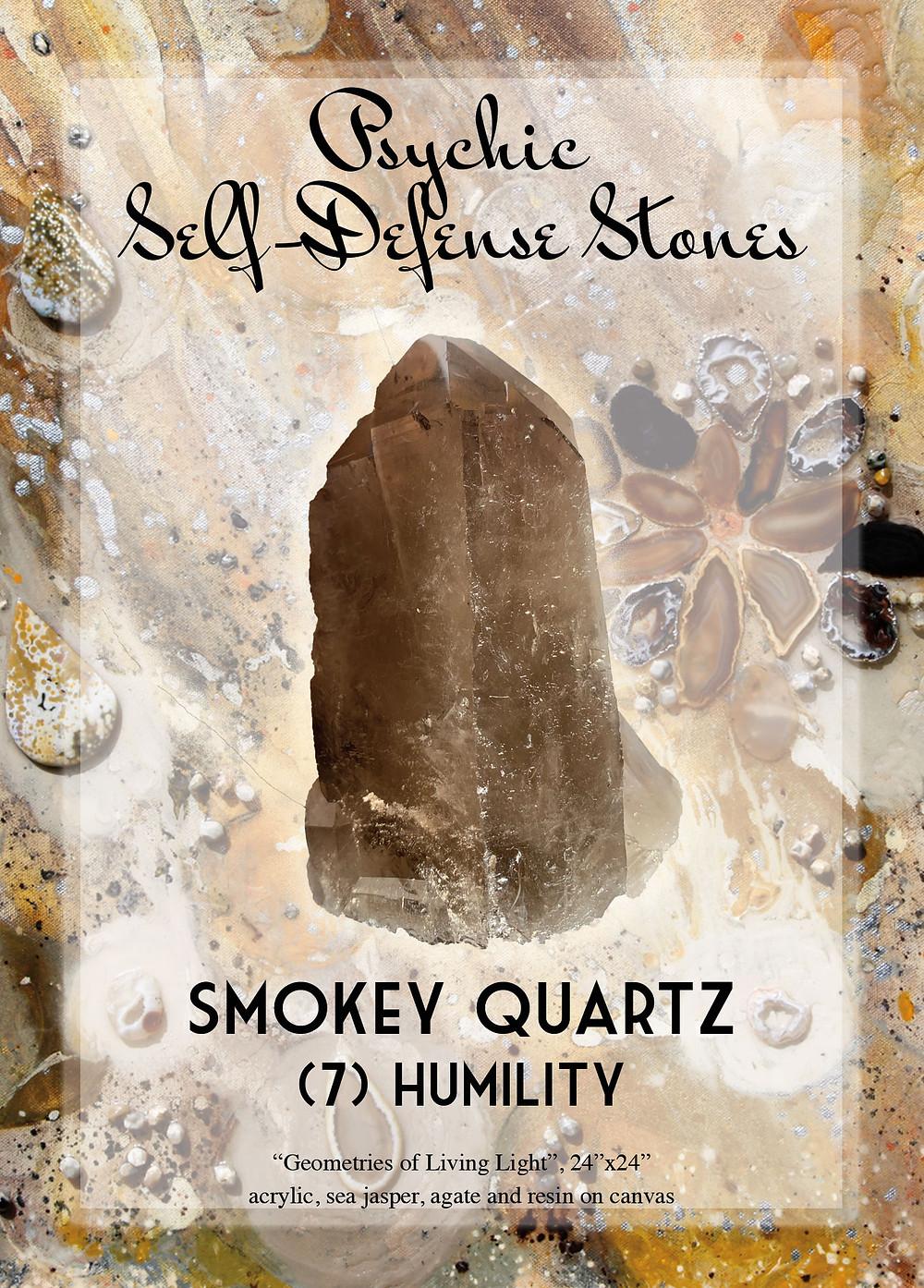 Psychic Self-Defense Stones (7)