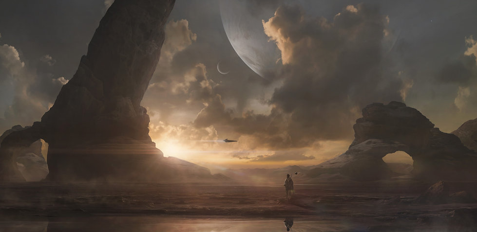 art-JULIAN-CALLE-красивые-картинки-Sci-F