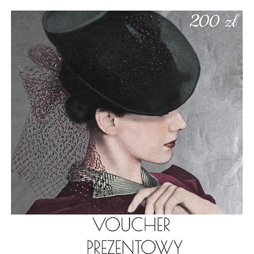 Voucher 200 zł