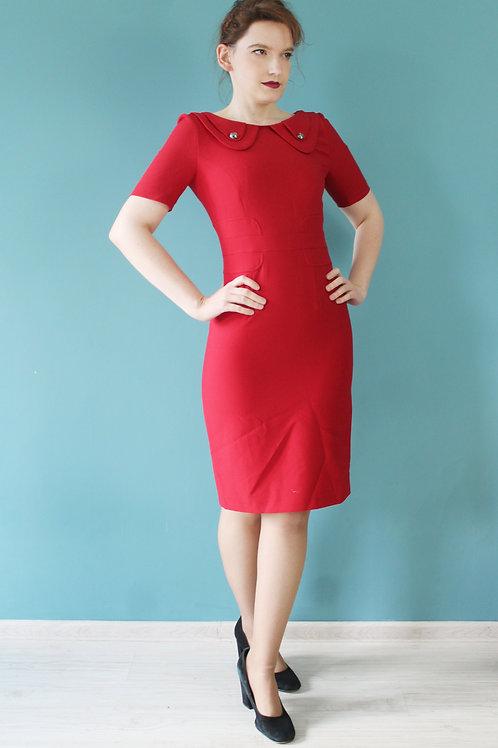Daisy May - sukienka w stylu lat pięćdziesiątych ołówkowa