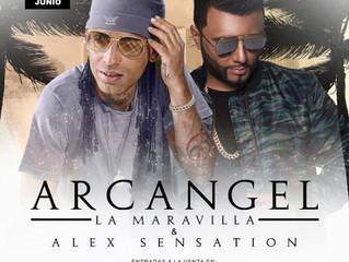 Arcangel y Alex Sensation en MIAMI | Sábado 2 de junio